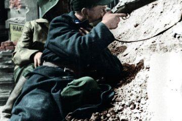 Warsaw Uprising 1944 Tour
