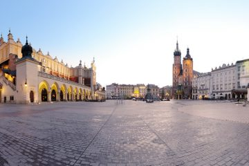 One day tour from Warsaw to Krakow
