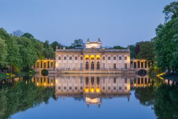Royal Łazienki Park & Palace Tour