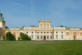 Palace & Museum in Wilanów Tour
